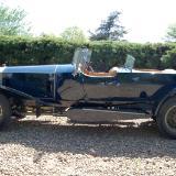 1926 Rolls Royce P1 Boat Tail Tourer