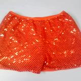 SEQUIN BRIEFS BOY CUT