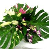 Green Leaf Arrangement