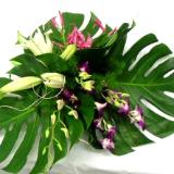 Green Leaf Arrangement