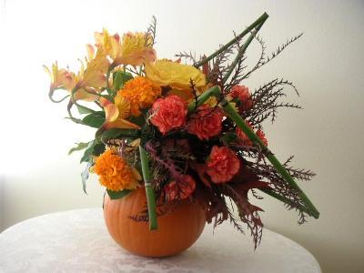 pumpkin decoration