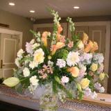 Hall Flower Arrangement