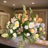 Hall Flower Arrangement