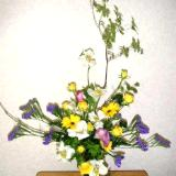 Japanese Ikebana Arrangement-II