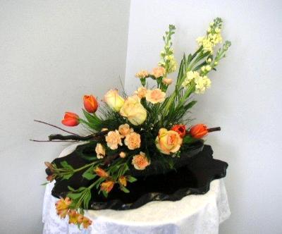 Ikebana Arrangement Advanced Course