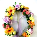 Garland type wreath