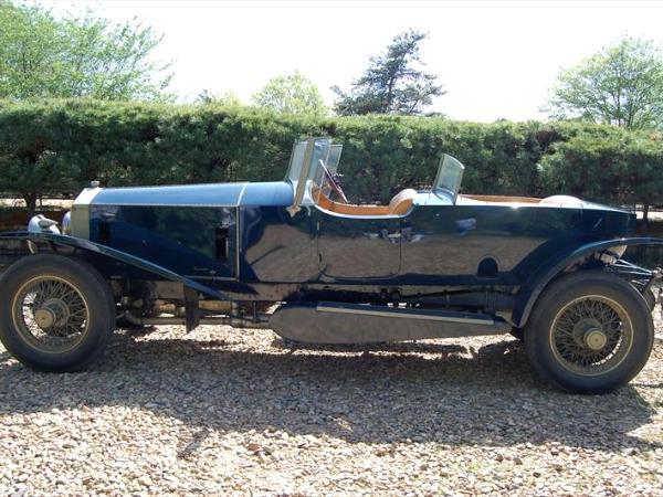 1926 Rolls Royce P1 Boat Tail Tourer - Fred Bainbridge ...