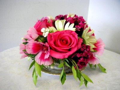 Fresh Flower Arrangement Advanced Course