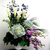 Centerpiece floral decoration-1