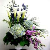 Centerpiece floral decoration-1